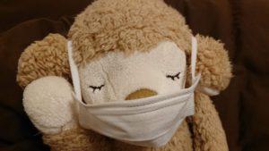 ひつじのマスク